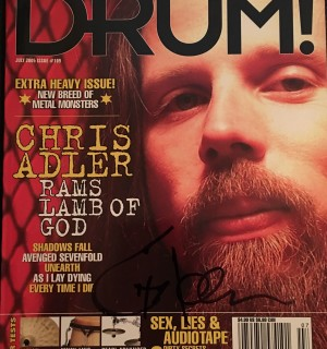 DRUM Magazine_July 2005