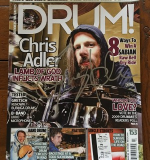 DRUM! Magazine_March 2009