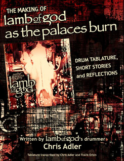 """The Making of """"As the Palaces Burn"""" Book"""